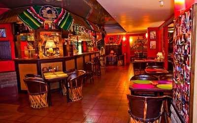 Банкетный зал ресторана Текила Бум (Tequila Boom) на Комендантском проспекте