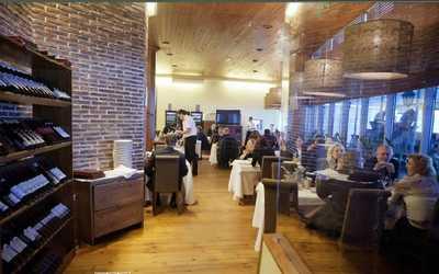 Банкетный зал ресторана Гемо (Gemo) на Большом проспекте Васильевского острова