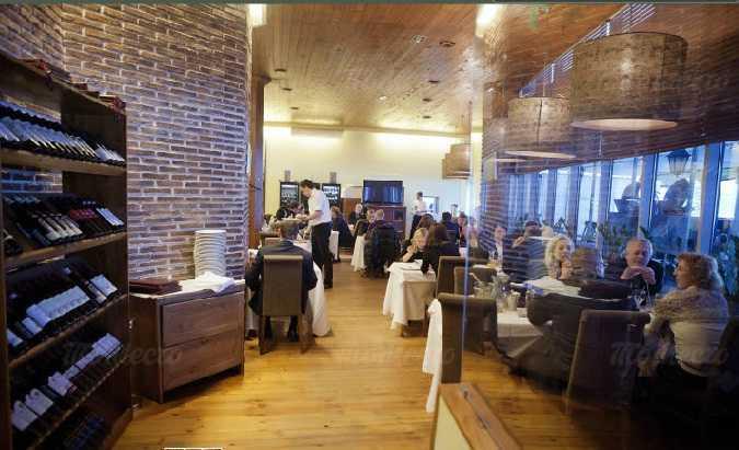 Меню ресторана Гемо (Gemo) на Большом проспекте Васильевского острова