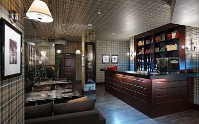Банкетный зал ресторана, стейк-хауса Bullhouse (Буллхаус) на Каменноостровском проспекте фото 2