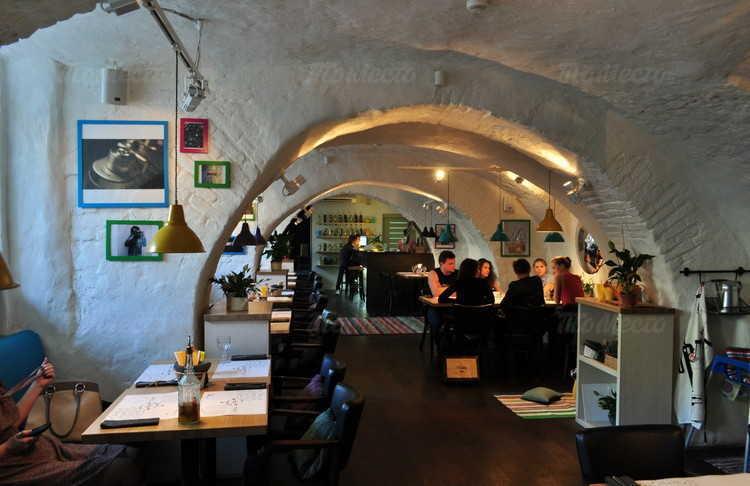 Меню бара, кафе Лейка (Leica) в набережной канале Грибоедовой