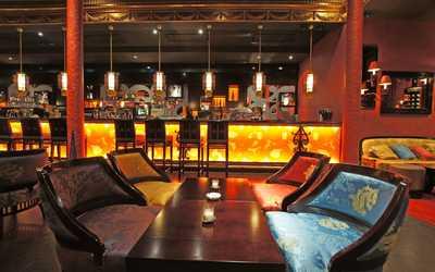 Банкетный зал ресторана Будда Бар (Buddha-Bar) на Синопской набережной фото 3