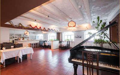 Банкетный зал ресторана Кабанчик на проспекте Авиаконструкторов фото 1