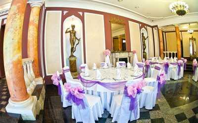 Банкетный зал ресторана Котильон (Kotil'on) на проспекте Добролюбова