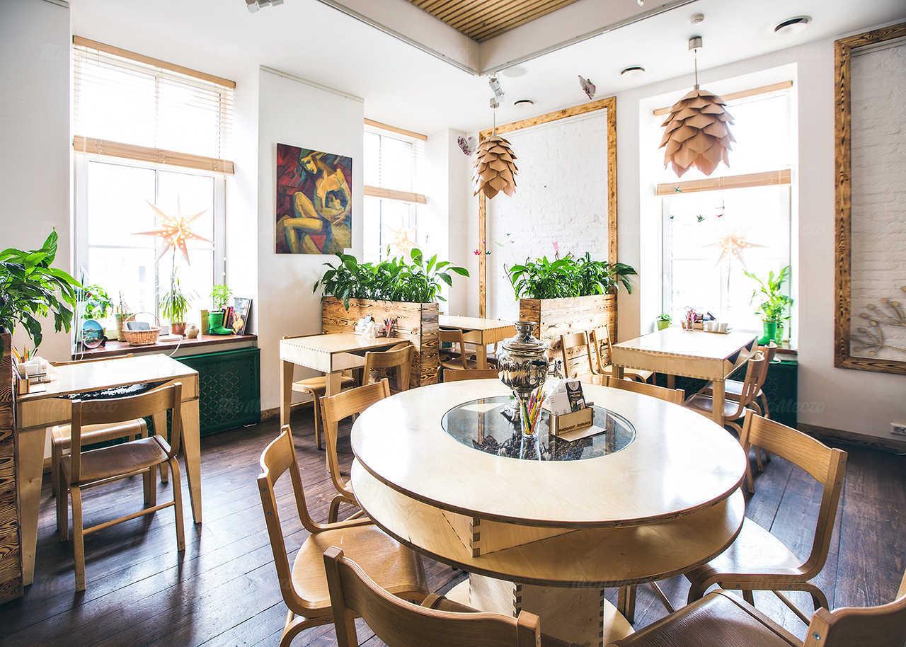Меню кафе УКРОП на улице Марата