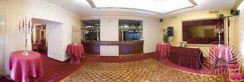 Меню ресторана Синтоза (Sentosa) на Разъезжей улице