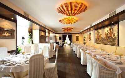 Банкетный зал ресторана Ла Маре (La Maree) на Суворовском проспекте фото 2