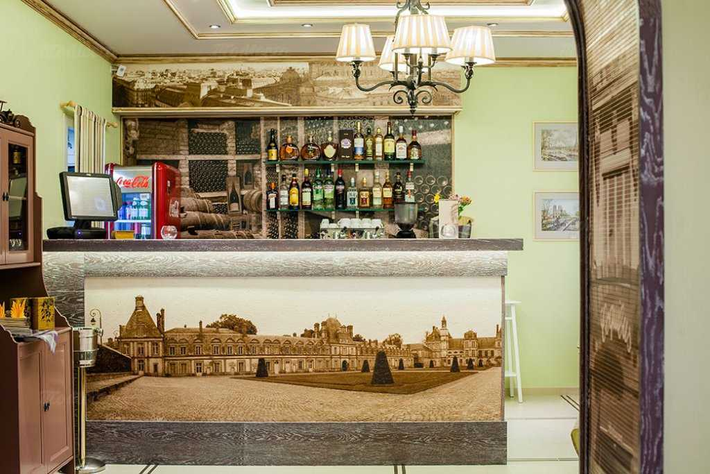 Меню ресторана Ун Бон (Un Bon) на Варшавской улице