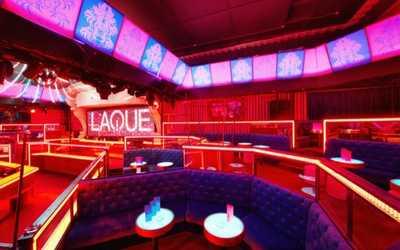 Банкетный зал ночного клуба QLUB (бывш. Лак) на Садовой улице