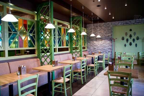 Меню ресторана Джигитерия на проспекте Добролюбова