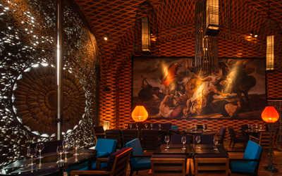 Банкетный зал ресторана ТАО на Конюшенной площади