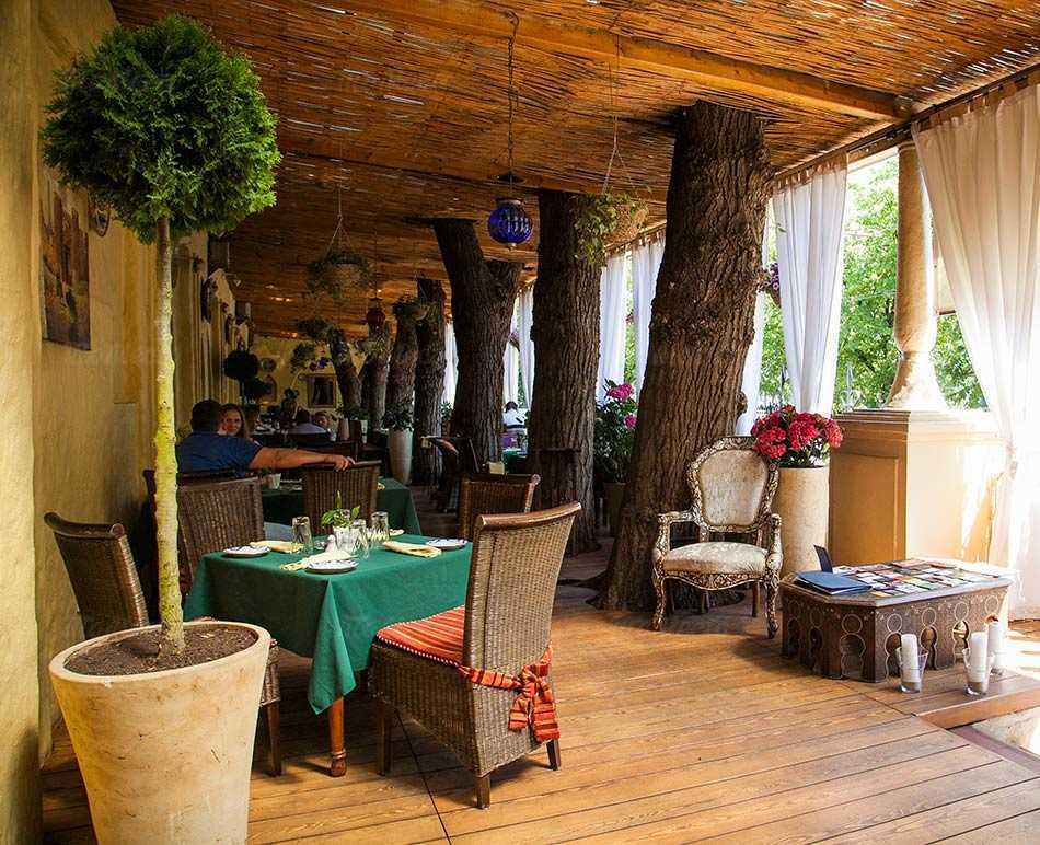 Меню ресторана Узбекистан на Неглинной улице