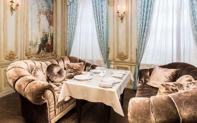 Банкетный зал ресторана Турандот на Тверском бульваре