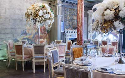 Банкетный зал ресторана Турандот на Тверском бульваре фото 2