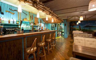 Банкетный зал бара, ресторана Тики-Бар (Tiki-Bar) на Садовой-Кудринской улице фото 3