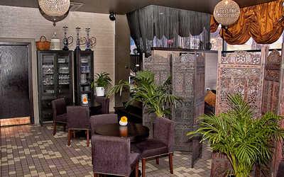 Банкетный зал ресторана Koonjoot (Кунжут) на Бережковской набережной