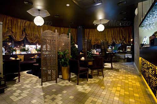 Меню ресторана Koonjoot (Кунжут) на Бережковской набережной