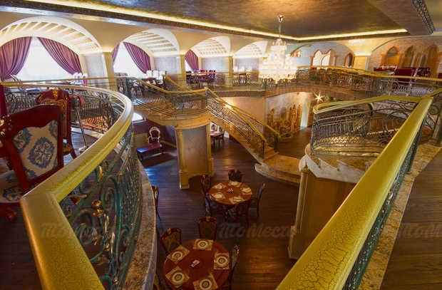 Меню ресторана Генацвале Сити (Генацвале City) на Краснопресненской набережной