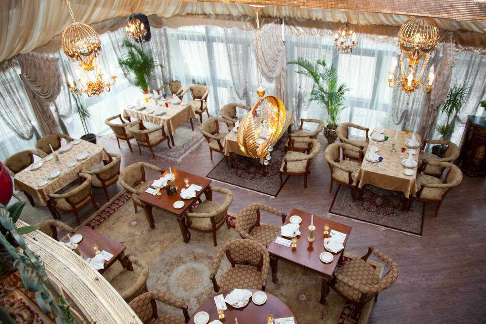 Меню ресторана Готиназа (Gotinaza) в Мерзляковском переулке