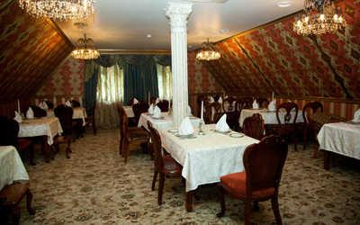 Банкетный зал ресторана Готиназа (Gotinaza) в Мерзляковском переулке