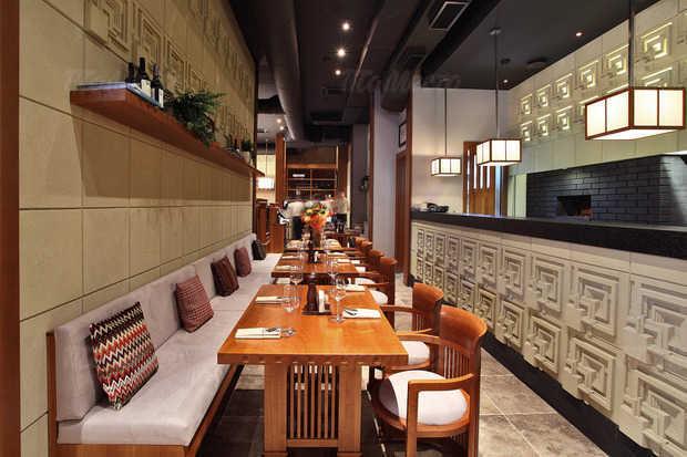 Меню ресторана Талиесин на Валовой улице