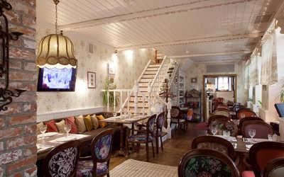 Банкетный зал ресторана Дед Пихто на Мясницкой улице