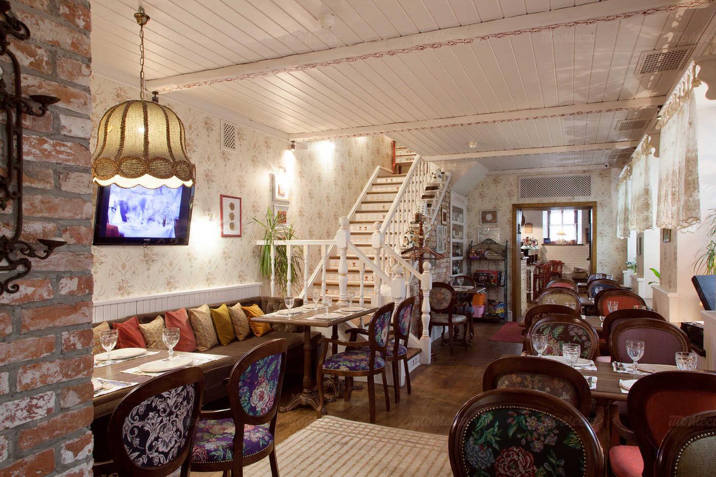 Меню ресторана Дед Пихто на Мясницкой улице