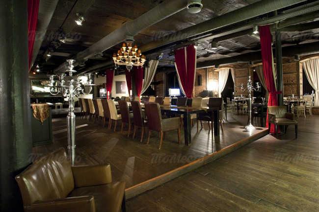 Меню ресторана Апартмент (The Apartment) на Берсеневской набережной