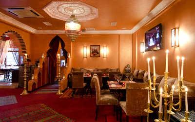 Банкетный зал ресторана Касабланка в Оружейном переулке
