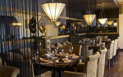 Банкетный зал кафе, ресторана Polly сад (Полисад) на 1-й Брестской улице