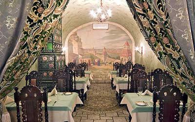 Банкетный зал ресторана Годунов (Годуновъ) на Театральной площади фото 2