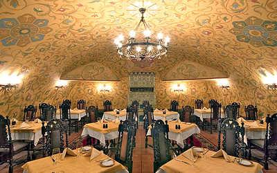Банкетный зал ресторана Годунов (Годуновъ) на Театральной площади фото 1