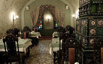 Банкетный зал ресторана Годунов (Годуновъ) на Театральной площади фото 3