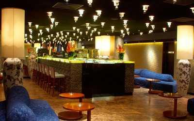 Банкетный зал бара, ресторана Цифры в Покровке