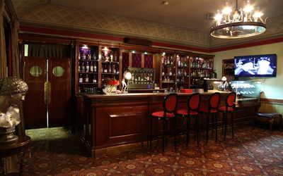 Банкетный зал ресторана Мясной клуб на улице Кузнецкий Мост