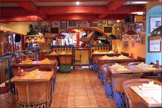 Меню бара, ресторана Папа Джойс (Papa Joe's) на Николоямской улице