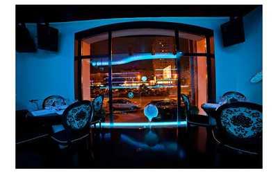 Банкетный зал кафе Richi Cafe в Оружейном переулке