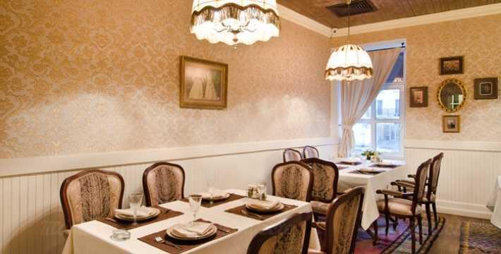 Меню ресторана Долма на улице Покровка