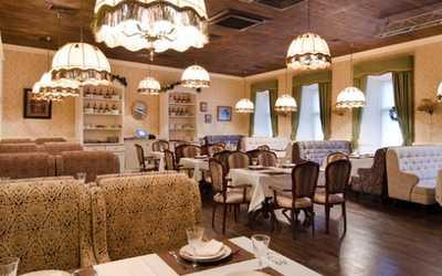 Банкетный зал ресторана Долма на улице Покровка