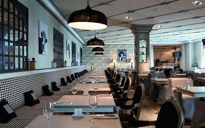 Банкетный зал ресторана el GAUCHITO (Эль Гаучито) на Кутузовском проспекте фото 2