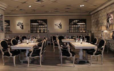 Банкетный зал ресторана el GAUCHITO (Эль Гаучито) на Кутузовском проспекте фото 1