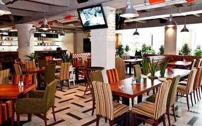 Банкетный зал ресторана Опять 25 на Волгоградском проспекте