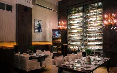 Банкетный зал ресторана Буйабес на Ленинском проспекте фото 2