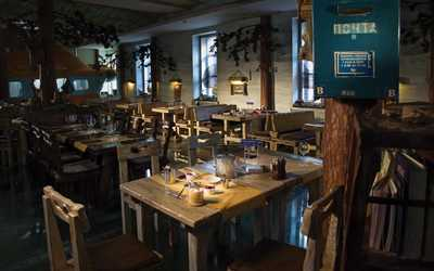 Банкетный зал ресторана Экспедиция. Северная кухня в Певческом переулке фото 2