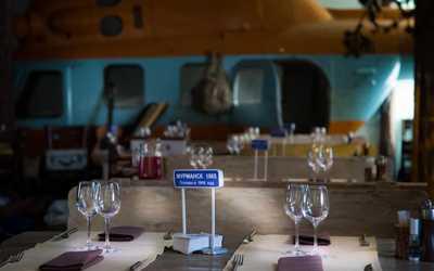 Банкетный зал ресторана Экспедиция. Северная кухня в Певческом переулке фото 3