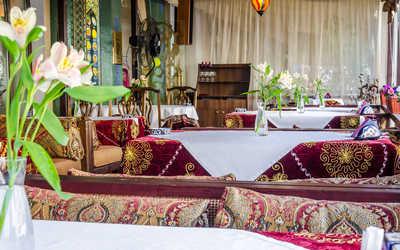 Банкетный зал ресторана Самарканд (Samarkand) на проспекте Мира