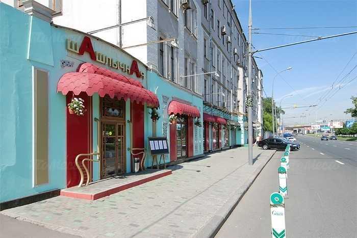 Меню ресторана АнтиСоветская на Ленинградском проспекте