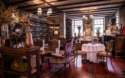 Банкеты ресторана Bistrot (Бистрот) в Большом Саввинском переулке фото 1