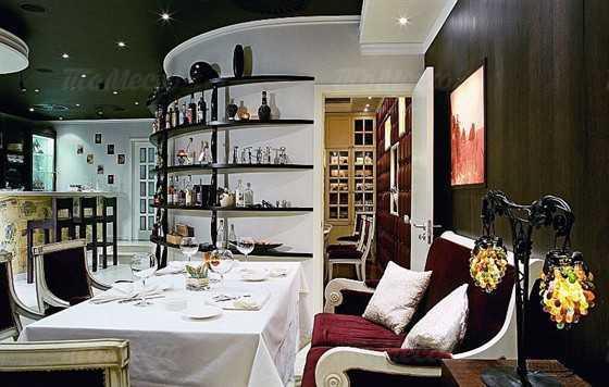 Меню ресторана Casa del Vino в Большом Дровяном переулке