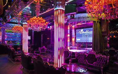 Банкетный зал караоке клуба, ресторана Дорффман (Dorffman) на Таганской площади фото 2